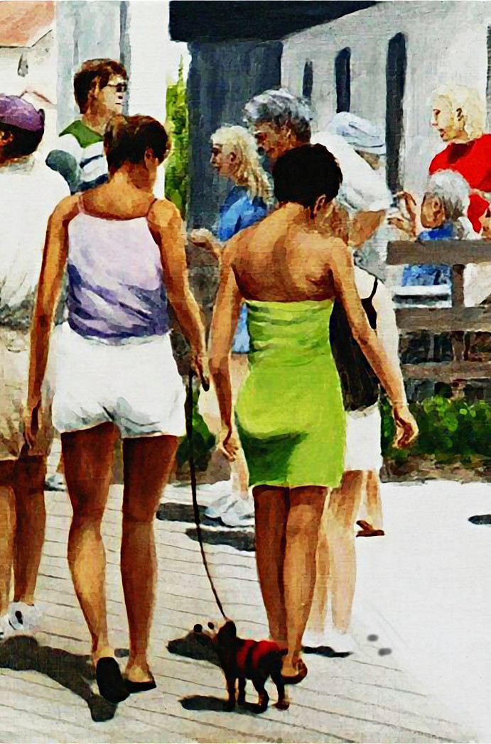 Beach/Shore II Boardwalk Beaufort Dock - Original Fine Art Painting (detail 1). Original multimedia fine art work, paintings. $2000, 50 x 24 inches; $20 to $30 small, medium-size, prints. Free downloads. ‬‎GrlFineArt. I used to come here during times when I visited my daughter on Emerald Isle. Fine art work, fine art decor, ‪‎fineart; landscapes, seascapes. Multimedia classical traditional modern acrylic oil ‪‎painting‬ ‪‎painting‬s prints.