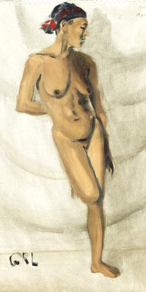 FINE ART FEMALE NUDE OIL PAINTING SKETCH STACY STANDING. $18 to $24, medium-size prints. Free downloads, wallpaper, ‬‎GrlFineArt. Fine art work, nudes, figurative paintings. View here, art decor ‪‎fineart figures ‪‎painting‬ ‪‎painting‬s prints. An original oil painting, sketch; made while doing open art at Maryland Hall, Annapolis.